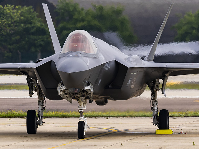 United States Air Force | Lockheed Martin F-35A Lightning II | 13-5081