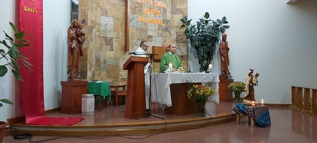 Eucaristía de fin de semestre