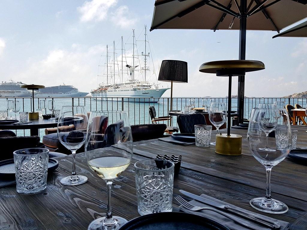 Roto y ClubMed 2. Marina Ibiza