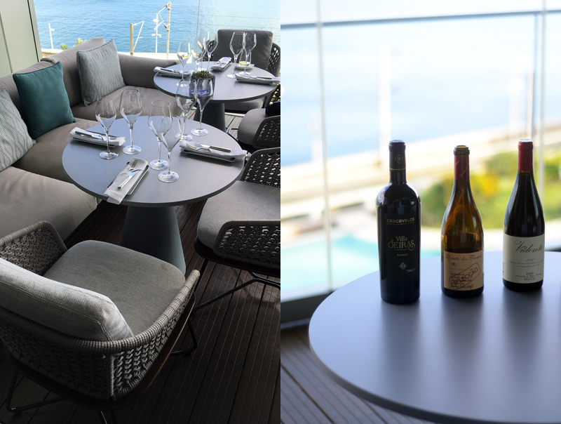 Bago Du Vin, Intercontinental Cascais