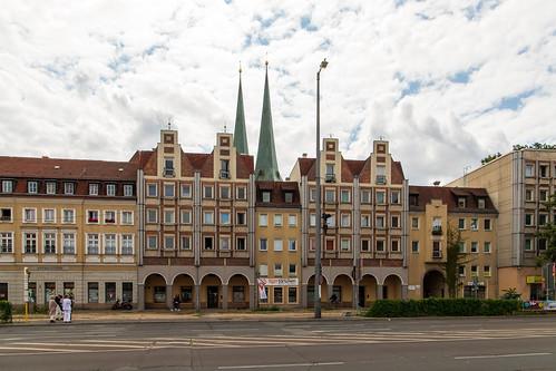 Am Nikolaiviertel - Erste Wohnung von Henriette Herz