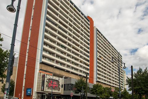 Wohnhaus an der Spandauer Straße