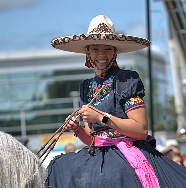 Equestrian Mexican Style
