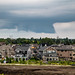 Wall Cloud, NW Edmonton