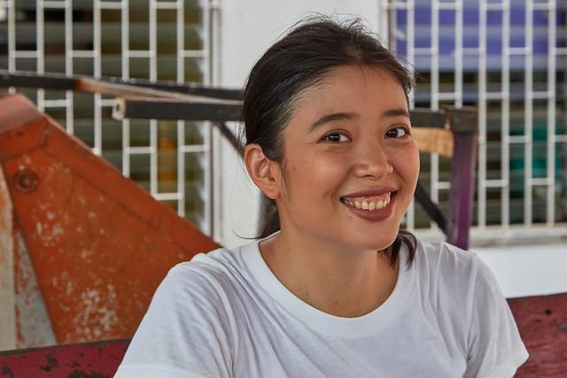 Bangkok – Smiling