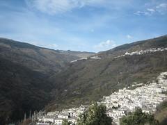 Capileira -Alpujarra - Granada . Andalucía.