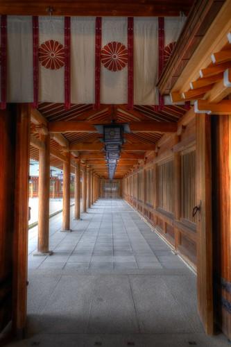 02-04-2019 Kashihara-Jingu Shrine, Nara pref (3)