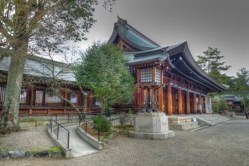 02-04-2019 Kashihara-Jingu Shrine, Nara pref (2)