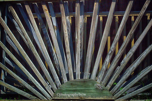 Wooden Spokes