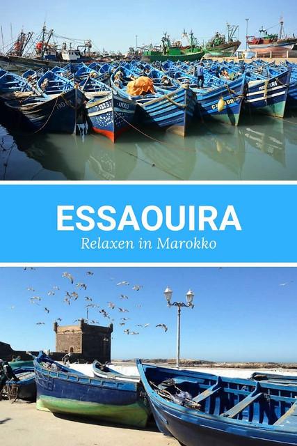 Essaouira, Marokko. Bekijk de leukste tips over Essaouira | Mooistestedentrips.nl