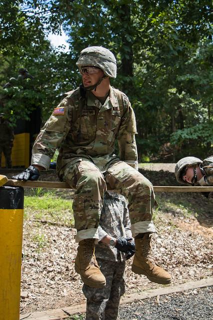 TDC   1st Regiment, Basic Camp
