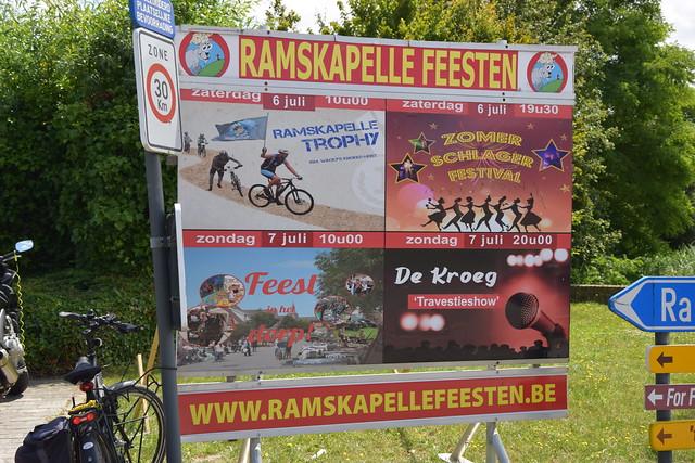 RamskapelleFeesten Rommelmarkt (Ramskapelle) 07/07/2019