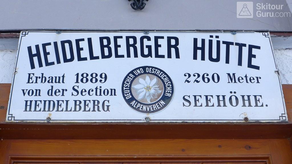 Heidelberger Hütte Silvretta Austria photo 02