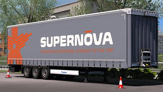 [ETS2] Supernova Intertrans skin for Krone Megaliner by Sogard3 | by TheNuvolari