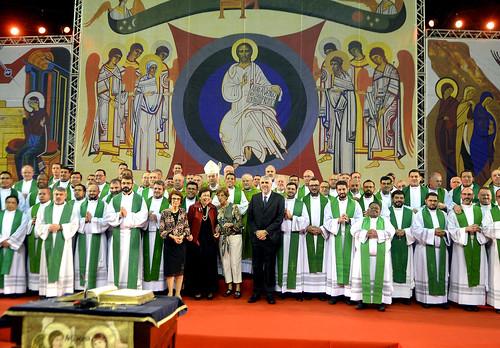 Missa de 40 anos do caminho Neocatecumenal