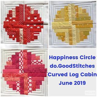 Curved Logcabin