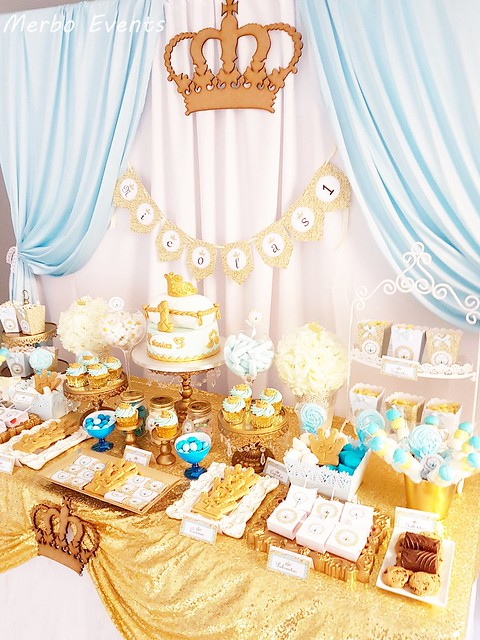 mesa dulce principe Merbo Events