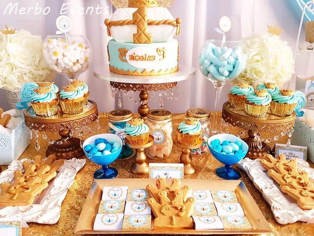 detalles mesa dulce bautizo MErbo Events