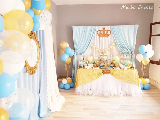 Cumpleaños principe Merbo Events