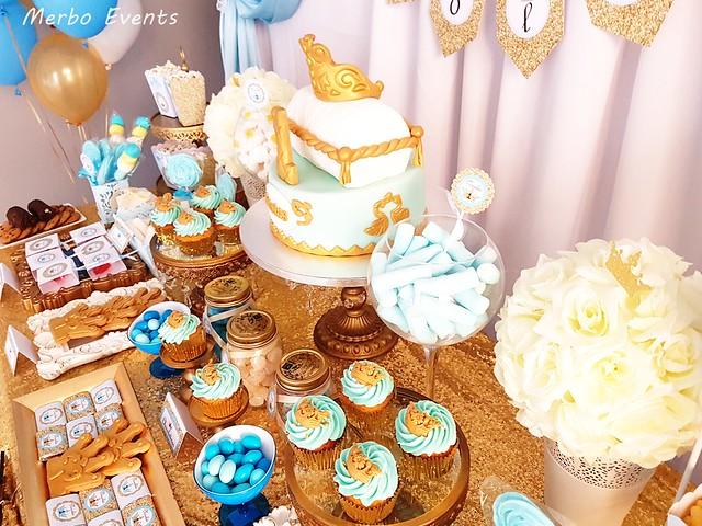 mesa dulce cumpleaños uno merbo events