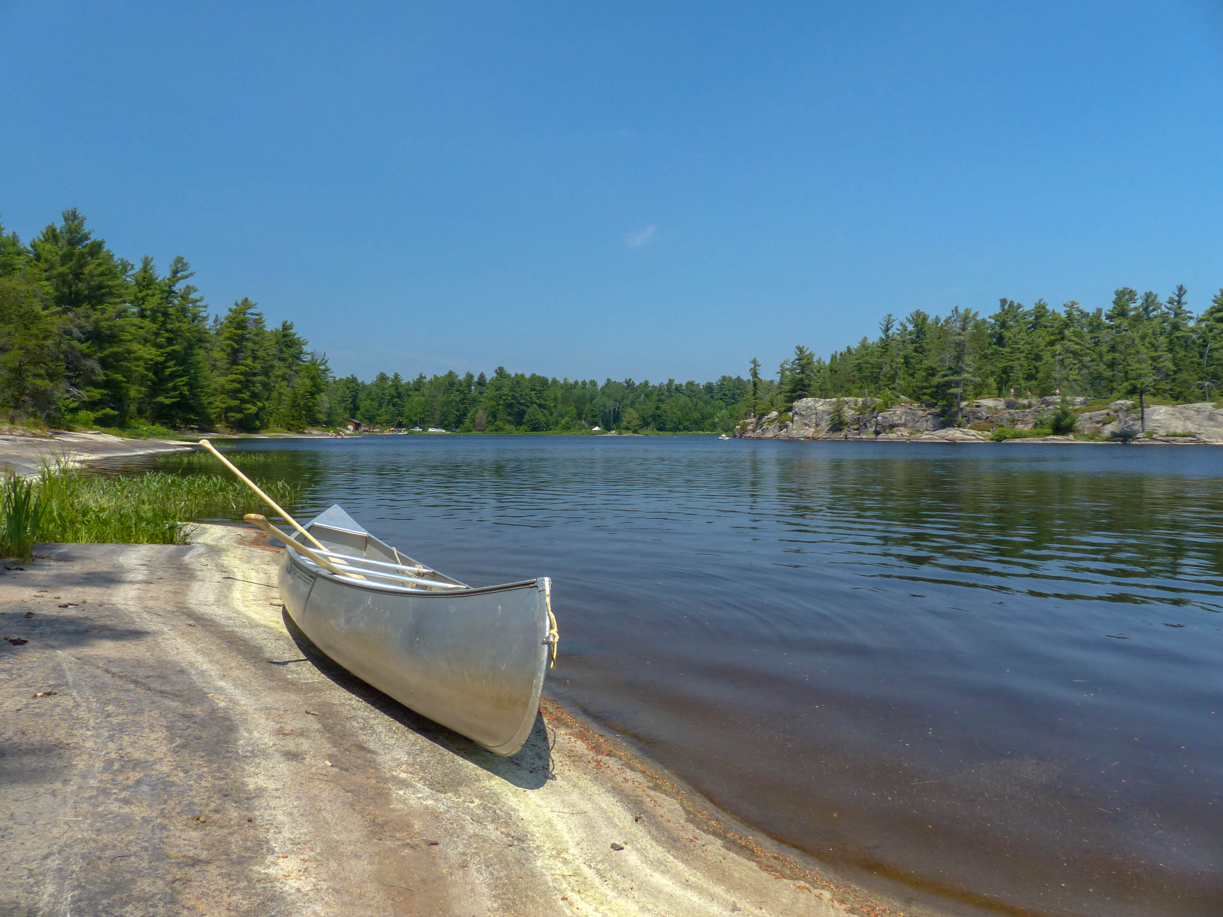 Grundy Lake and French River Provincial Parks (6)