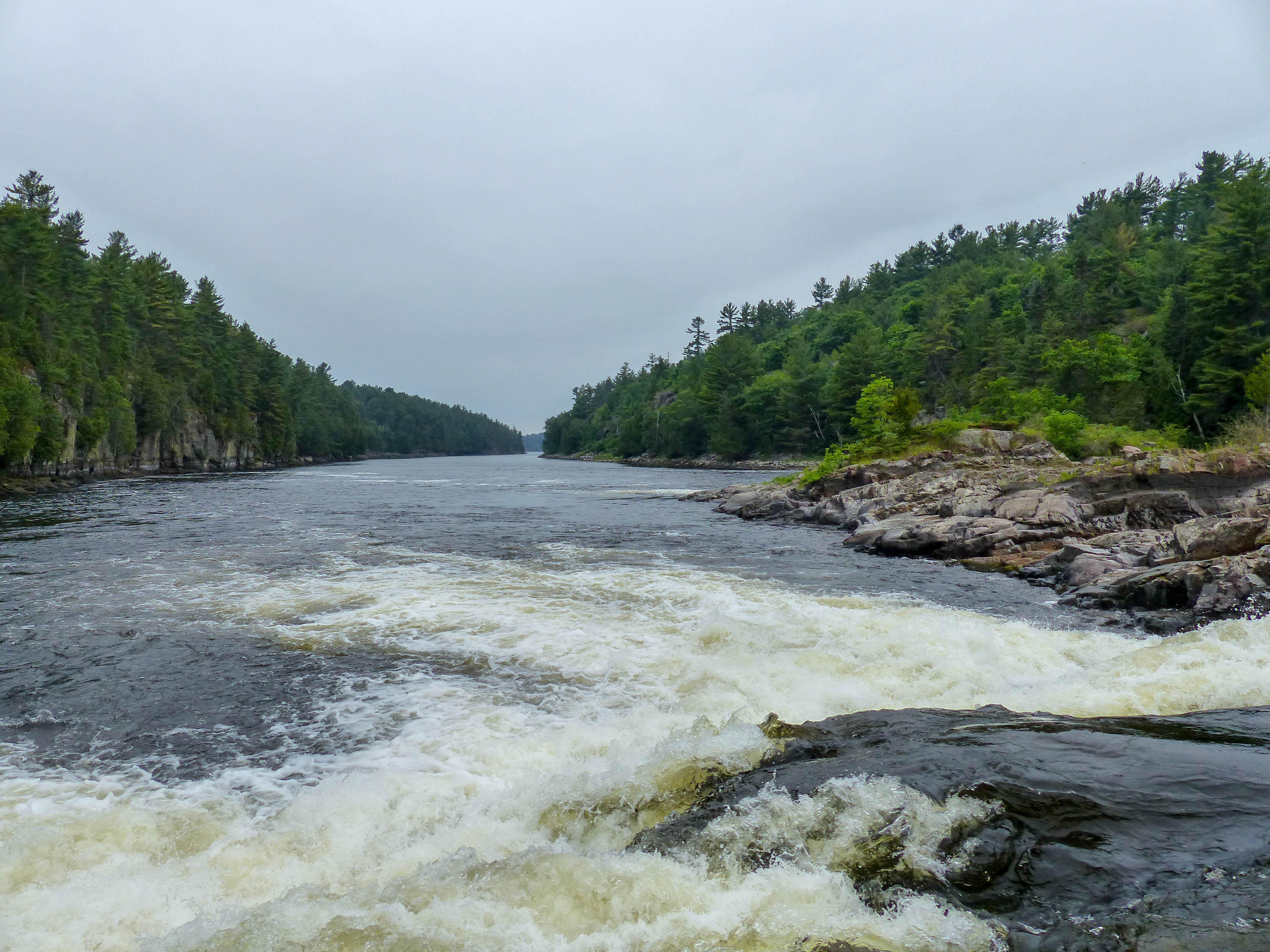 Grundy Lake and French River Provincial Parks (3)