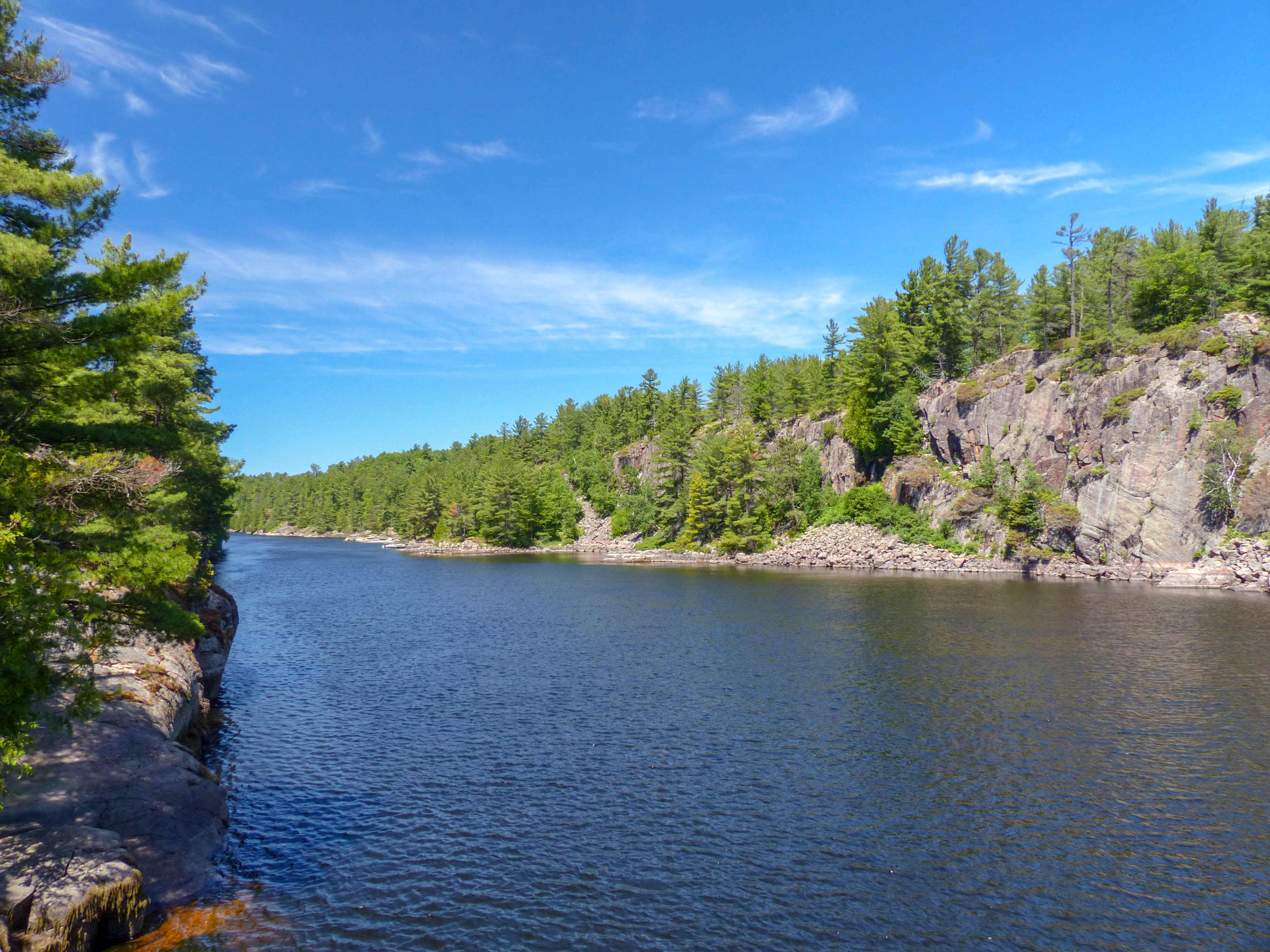 Grundy Lake and French River Provincial Parks (15)