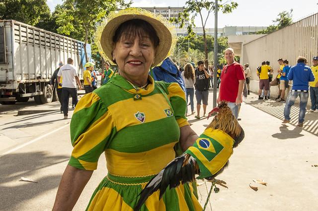 Brasil 3 x 1 Peru