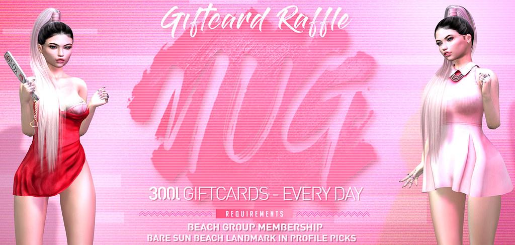 Mug.Life Gift Card Raffle