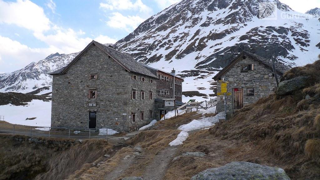 Essener-Rostocker Hütte Venedigergruppe - Hohe Tauern Rakousko foto 17