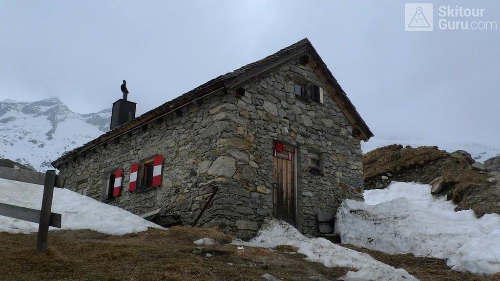 Essener-Rostocker Hütte Venedigergruppe - Hohe Tauern Rakousko foto 19