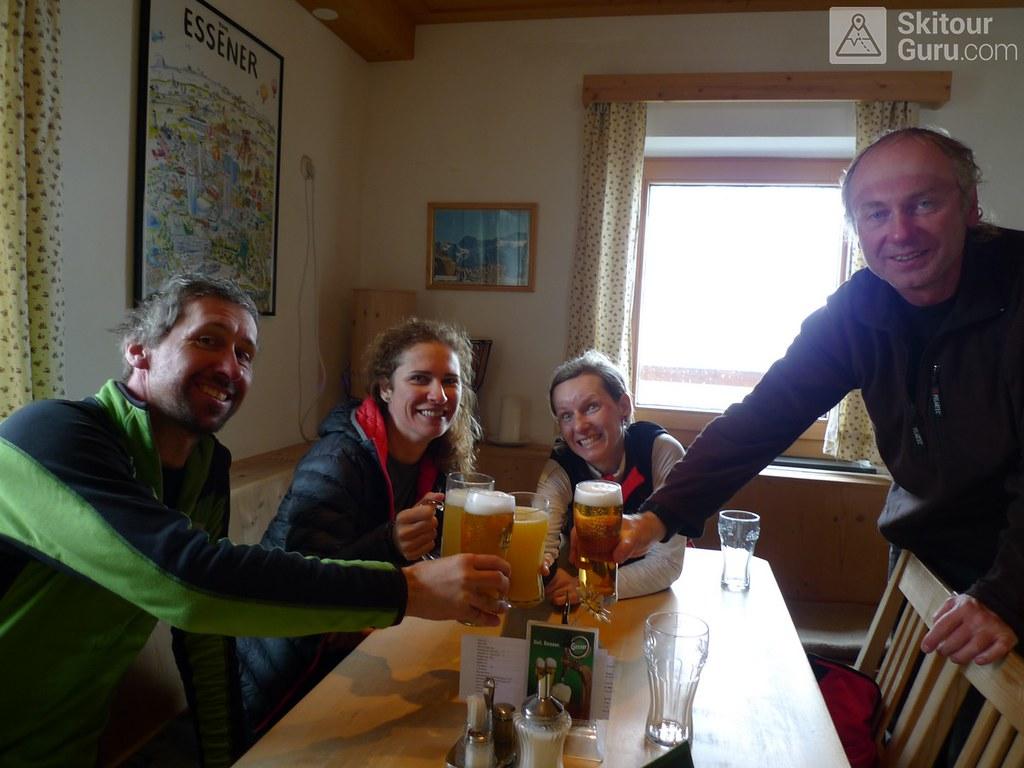 Essener-Rostocker Hütte Venedigergruppe - Hohe Tauern Rakousko foto 24
