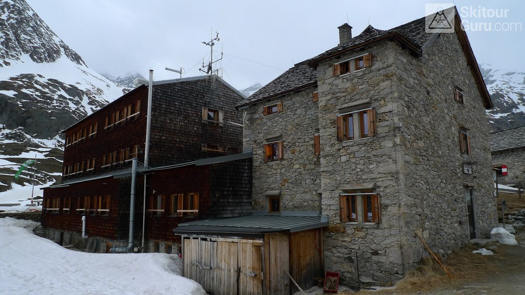 Essener-Rostocker Hütte Venedigergruppe - Hohe Tauern Rakousko foto 15