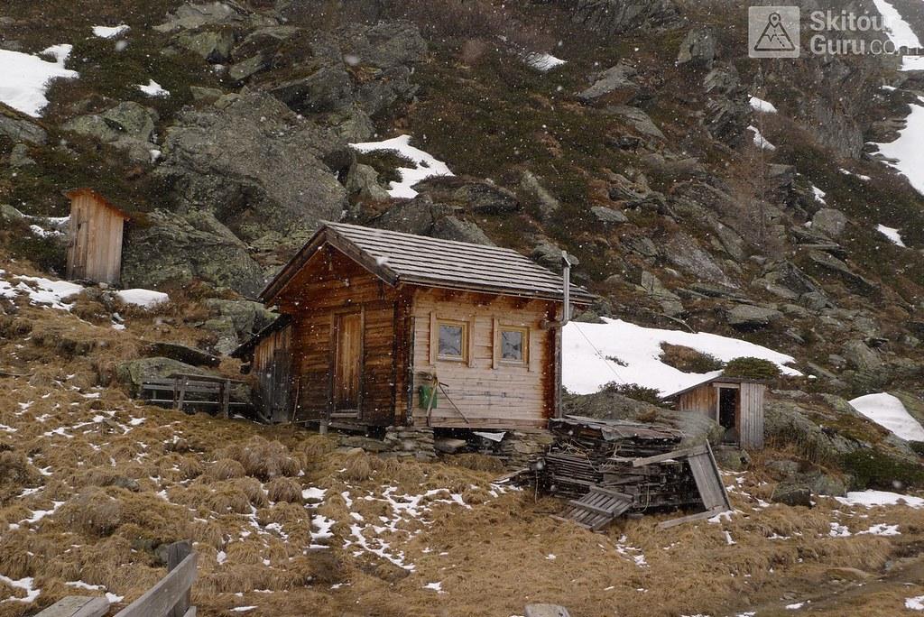 Essener-Rostocker Hütte Venedigergruppe - Hohe Tauern Rakousko foto 10