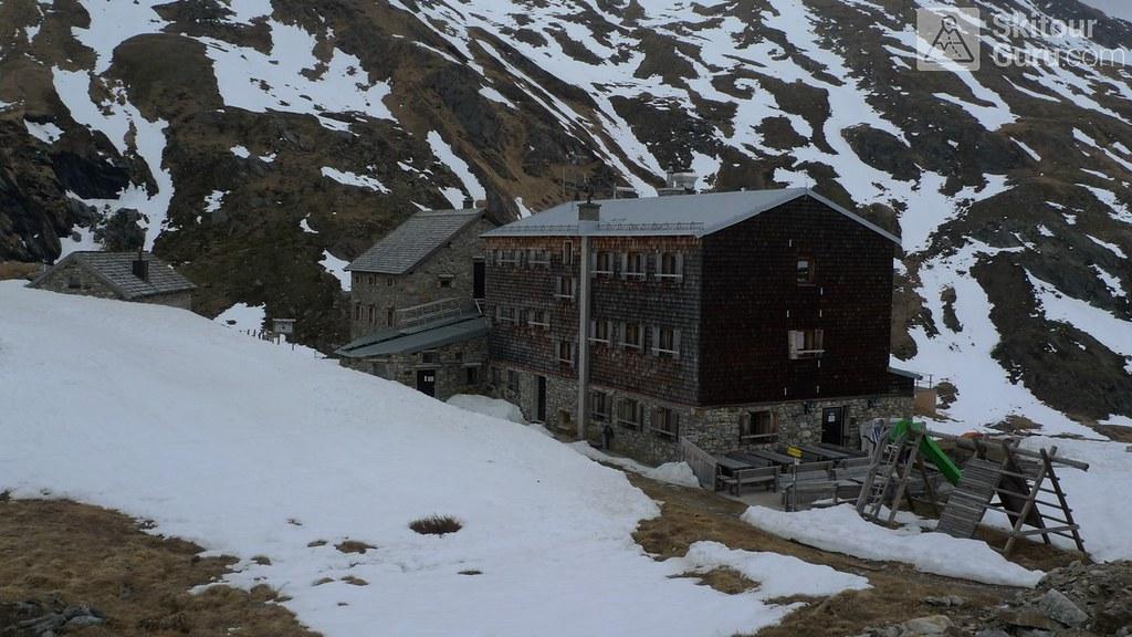 Essener-Rostocker Hütte Venedigergruppe - Hohe Tauern Rakousko foto 13