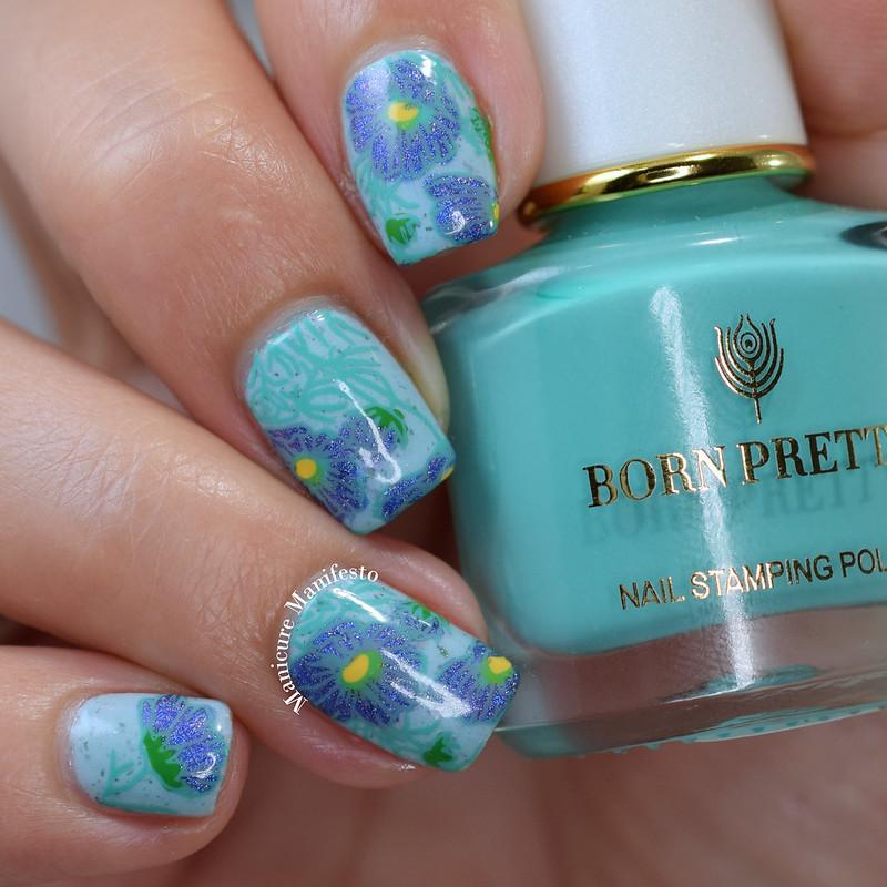 Nail Art Flowers