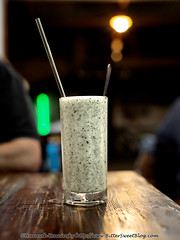 Black Sesame Smoothie