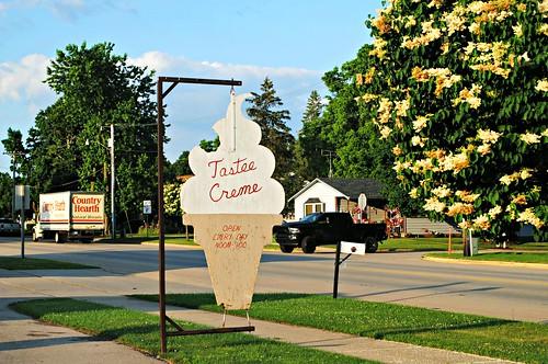 Tastee Cream - Brodhead, Wisconsin