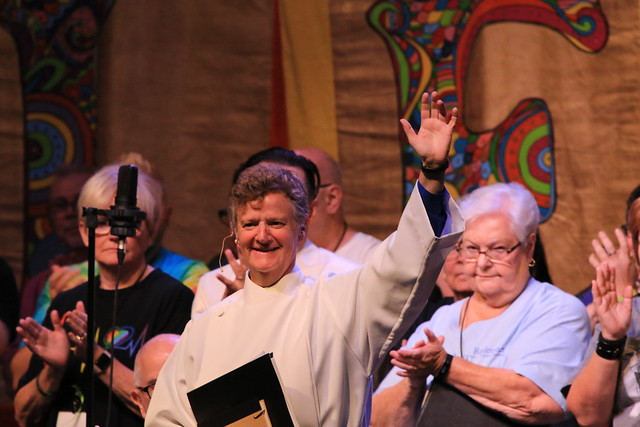 2019 Installation of Moderator, Rev. Elder Cecilia Eggleston