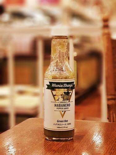 Green Habanero Sauce