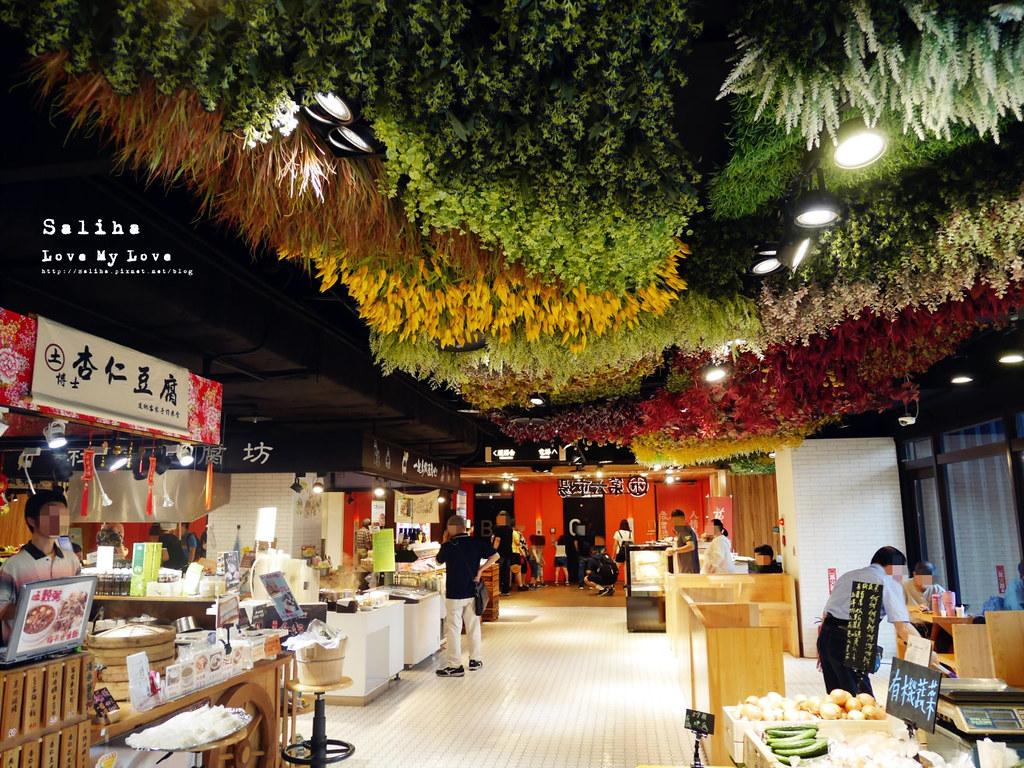 台中第六市場金典綠園道商場 (17)