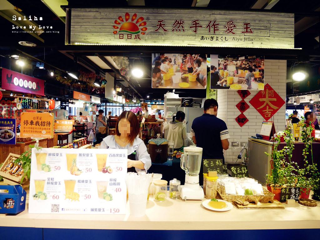 台中第六市場金典綠園道商場 (11)