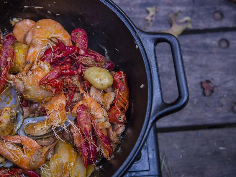 Seafood Boil Tuyen Chau