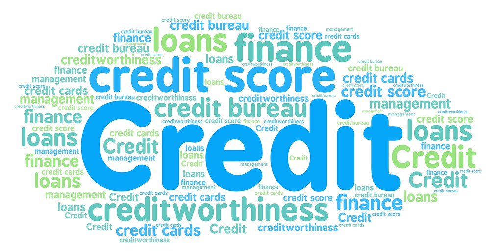 credit word cloud