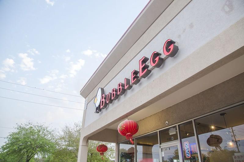Bubble Egg Company Houston Texas Hong Kong Bubble Waffles Tuyen Chau