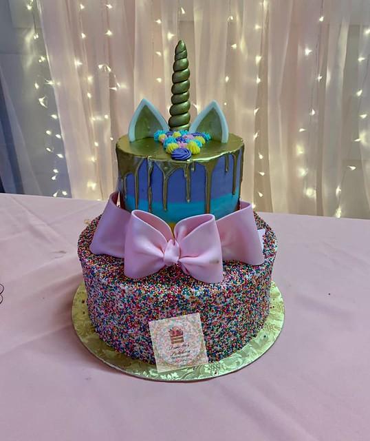 Unicorn Cake by Daniella's Pasteleria