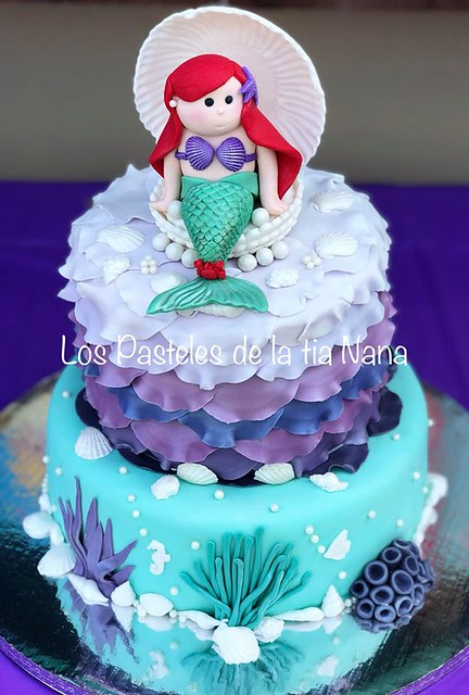 Cake by Los Pasteles de la Tia Nana