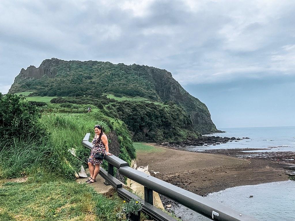 Outside of Coco Mama   Jeju Itinerary