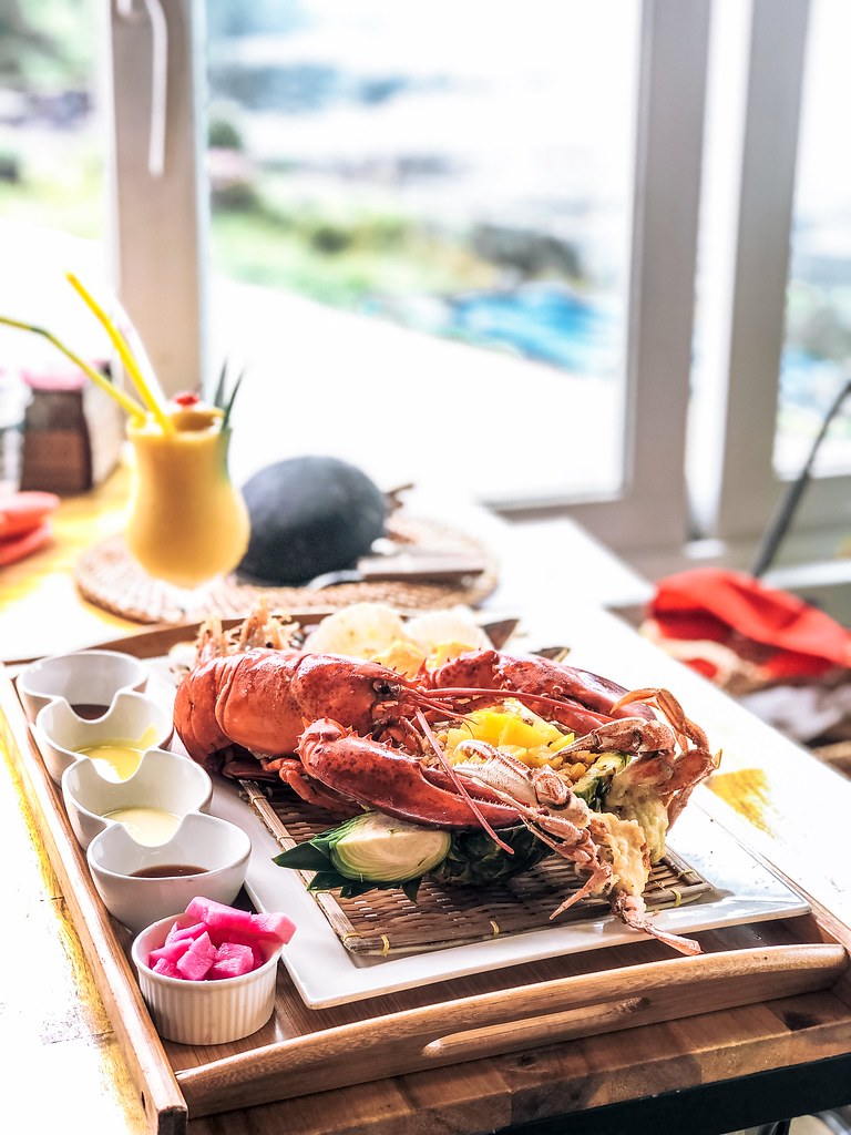 Lobster at Coco Mama