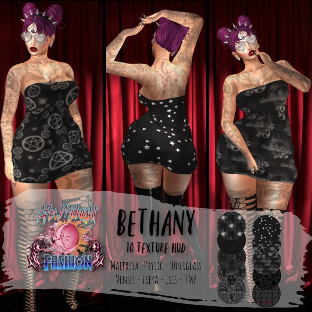 Bethany Dress AD - TeleportHub.com Live!
